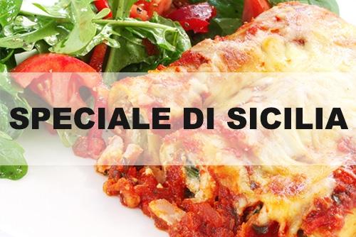 Speciale Di Sicilia Menu