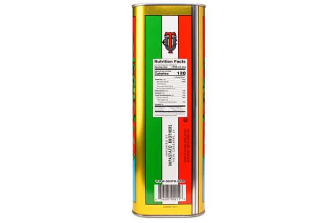 Sal & Judy's™ Flag EVOO (3 LITER/101 OZ.)