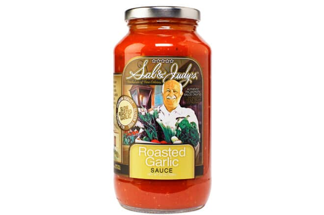 Sal & Judy's™ Roasted Garlic Pasta Sauce